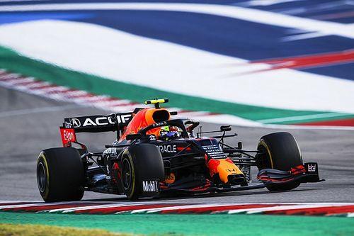 Pérez aspira a pelear con los Mercedes en la clasificación en Austin