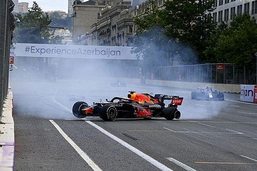 Red Bull ve Aston Martin, Bakü'de Pirelli'nin tavsiyelerine uymadı mı?