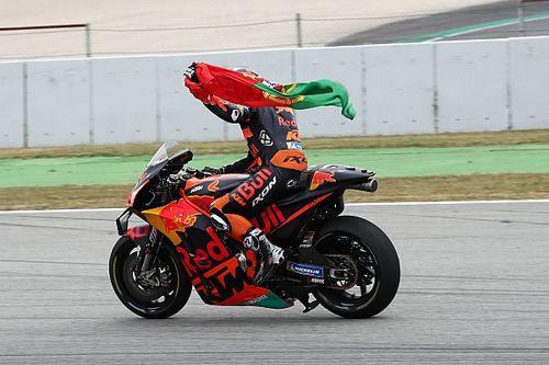 """How MotoGP's """"beast"""" tamers bounced back at Catalunya"""