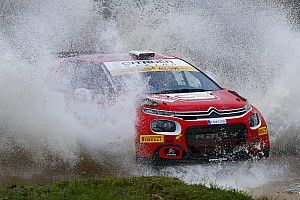 Ostberg fined for swearing tirade in WRC Rally Sardinia interview