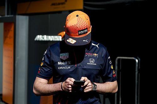 Vettel: nem rak extra terhet Verstappenre az, hogy vezeti a pontversenyt