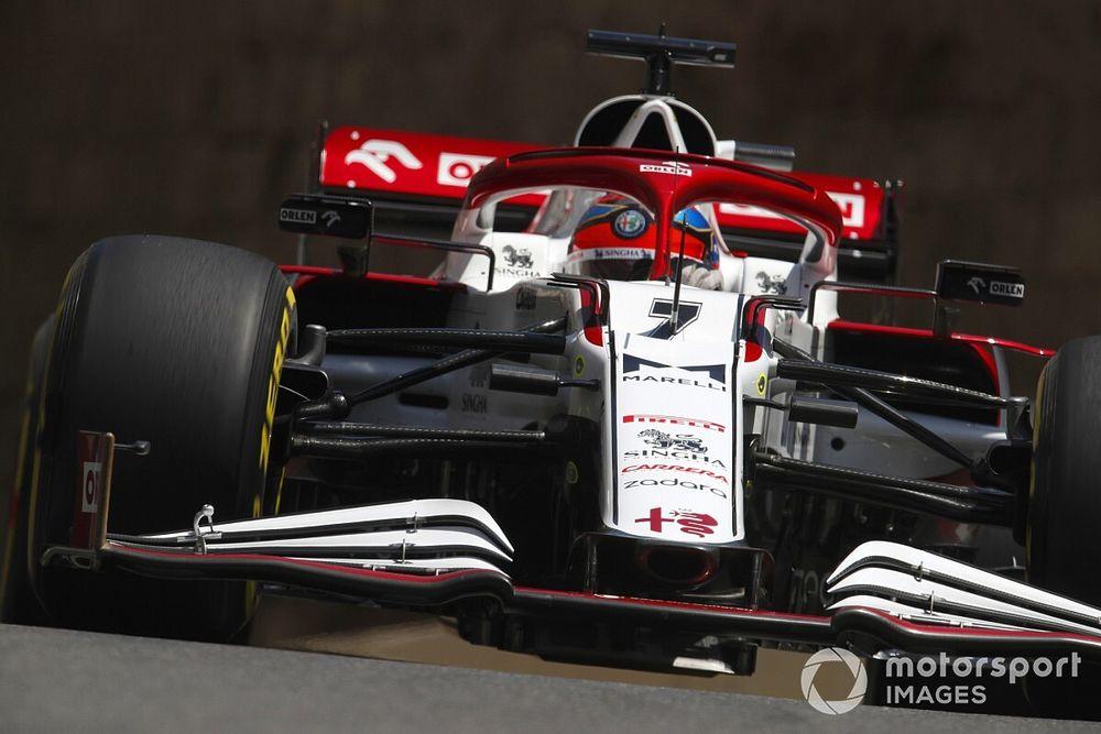 Räikkönen: Meglepően nehéz volt előzni...