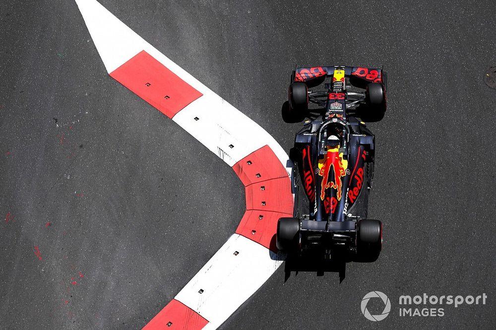 Red Bull stracił Singapur