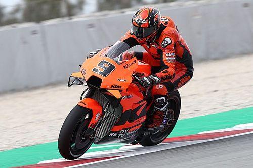 KTM Siapkan Motor Spesial untuk Petrucci di MotoGP Jerman