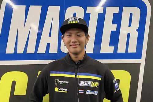 Pembalap VR46 Master Camp Wildcard di Moto2 Catalunya