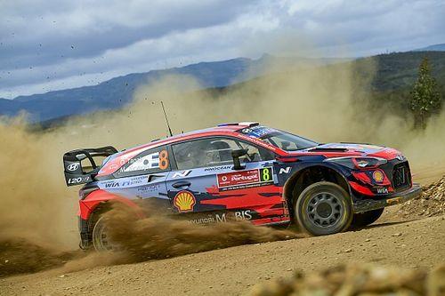 Tanak prowadzi, Kajetanowicz wiceliderem WRC 3