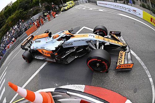 Ricciardo Tidak Terima Tertinggal Jauh dari Norris