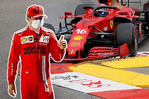 Nem véletlen a Ferrari monacói előrelépése