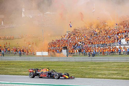 Fotogallery F1: Verstappen concede il bis in Austria