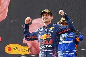 Verstappen Pede dengan Proyek Red Bull untuk F1 2022
