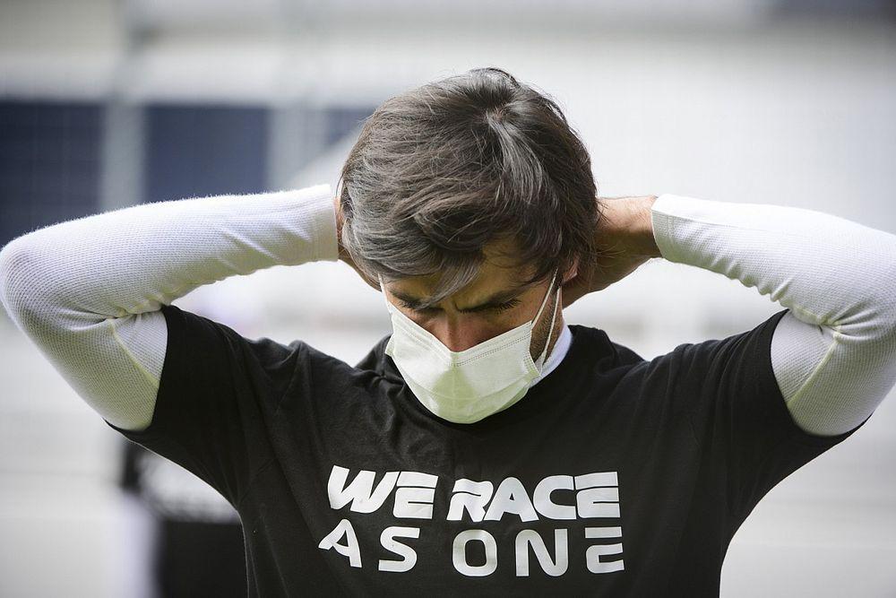 Damon Hillt lenyűgözi a teljesíményével Sainz