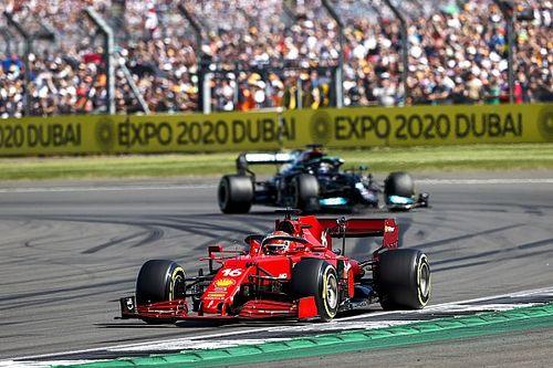 Ferrari Tak Harapkan Peluang Menang di Hungaroring