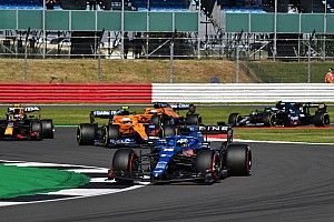 The funny pitwall moment triggered by Alpine's soft tyre choice