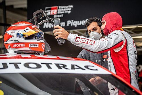 """Stock Car: Nelsinho Piquet quer """"evoluir"""" em Cascavel, pista com boas lembranças"""