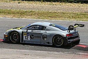 GT Endurance, Vallelunga: Audi in testa nelle Libere 1