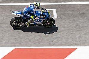 """Mir: """"Lo que ha traído Suzuki nos ayuda a tener más velocidad en la recta"""""""