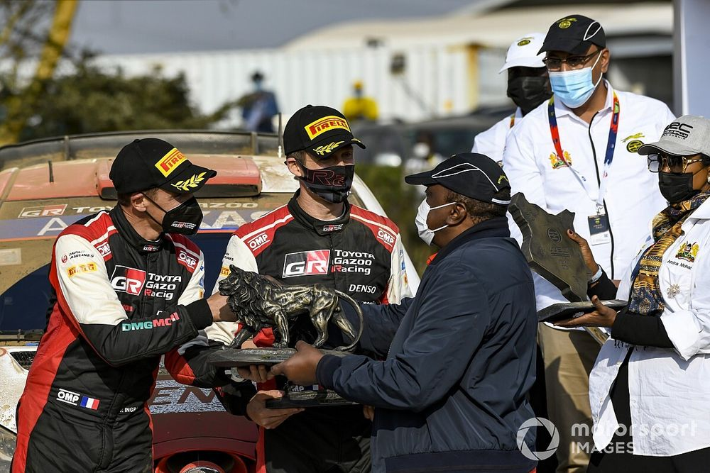 Results won't change Ogier's mind on WRC future