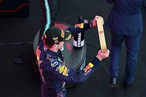 """Verstappen: """"Nunca es suficiente, quiero más"""""""