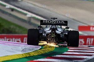 F1オーストリアFP1速報:フェルスタッペンの勢い止まらず……セッショントップ、角田は5番手