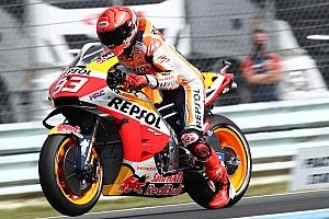 Marquez Tak Puas dengan Pekerjaan Honda