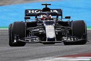 F1シュタイアーマルクFP3速報:ハミルトンがトップタイム。角田裕毅は5番手で予選に弾み