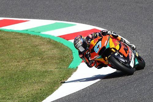 Moto2: Gardner beffa Fernandez al Mugello, Bezzecchi 3°