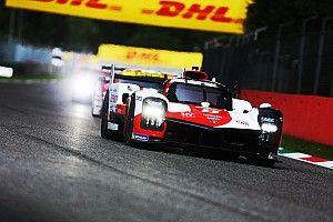 Monza WEC: Alpine, Glickenhaus split Toyotas in FP2