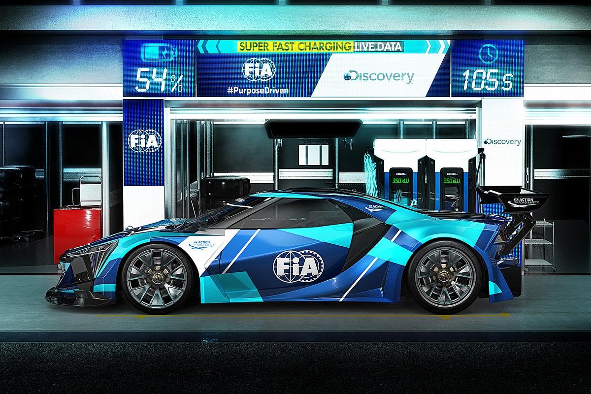 FIA, 2023'de başlayacak yeni elektrikli GT serisiyle alakalı planlarını açıkladı