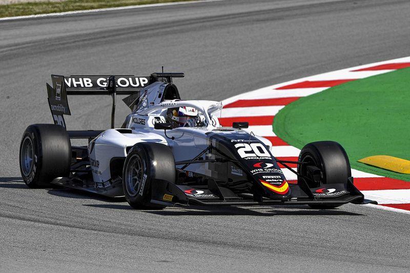F3: Tóth positivo al COVID, salta il weekend del Paul Ricard