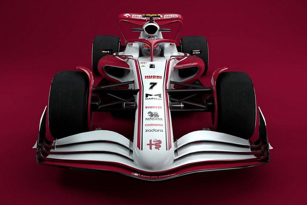 Direktur Teknik Alfa Romeo Prediksi Mobil F1 2022 Lebih Lambat