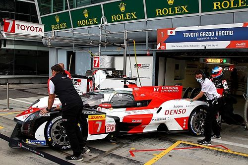 Monza WEC: Toyota fastest in opening practice