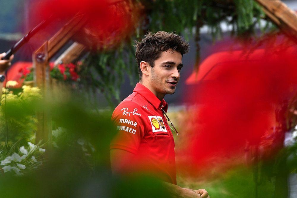 """Leclerc: """"Il format di Silverstone potrebbe favorire la Ferrari"""""""