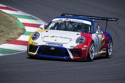 Carrera Cup Italia, Mugello: Cerqui all'ultima curva in gara 1!
