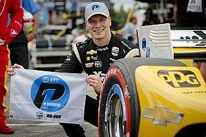 Mid-Ohio IndyCar: Newgarden beats Herta to pole by 0.0031sec