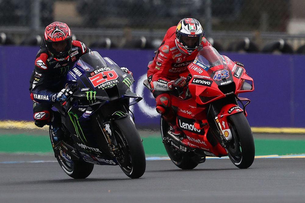 MotoGP – holeshot: quién lo monta, dónde y cuándo lo usan