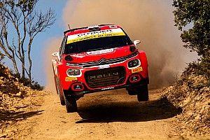 Ostberg issues apology for WRC Sardinia swearing tirade