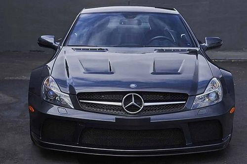 Kevés olyan autó van, mint a Mercedes SL65 AMG Black Series