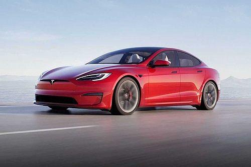 Tesla confirme le record de la Model S Plaid