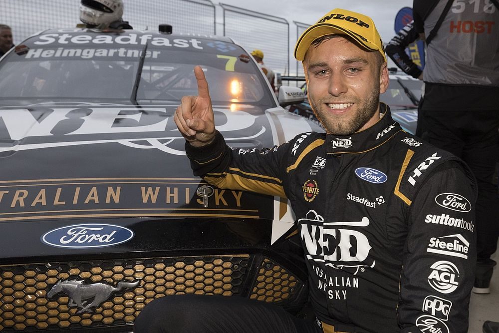 Heimgartner to leave Kelly Grove Racing Supercars team after 2021