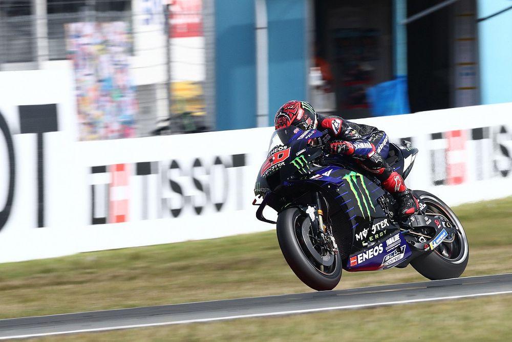 Hasil MotoGP Belanda: Quartararo Menang, Yamaha 1-2 Pertama sejak Argentina 2017