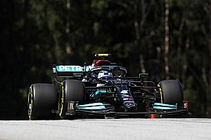 Bottas: Mercedes pitted early to capitalise on slow Perez stop