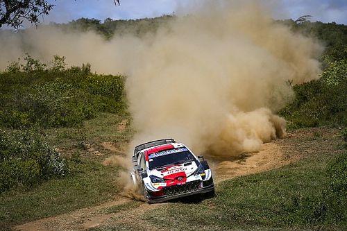 WRC, Rally Safari, Shakedown: Ogier OK. Solberg, sospensione KO
