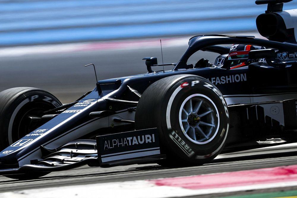 アルファタウリ代表、タイヤ内圧問題に苦言「なぜウォーマーの使用を禁止にしないのか?」