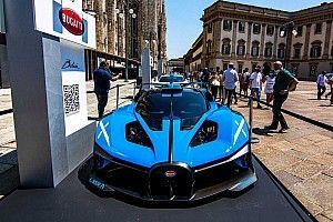 Bugatti Bolide : face-à-face avec l'hypercar de piste