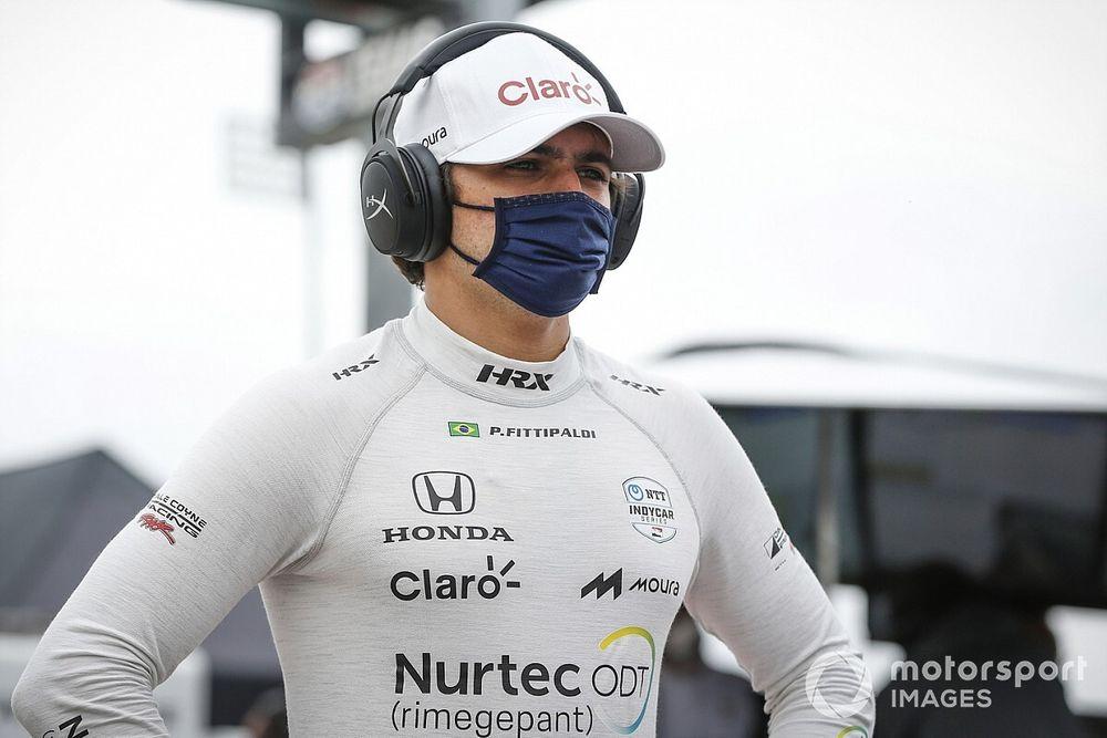 Фиттипальди ушел из команды G-Drive Racing после первой же гонки