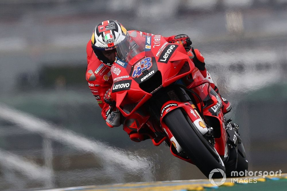 MotoGP: Miller e la Ducati concedono il bis a Le Mans