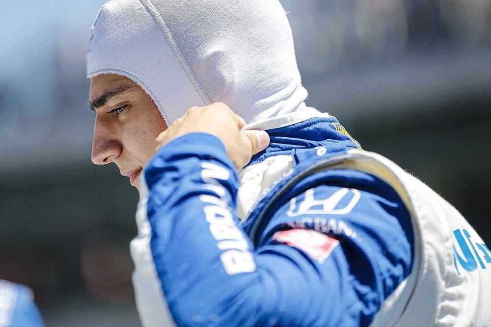 Palou supera Rossi e conquista primeira pole na Indy