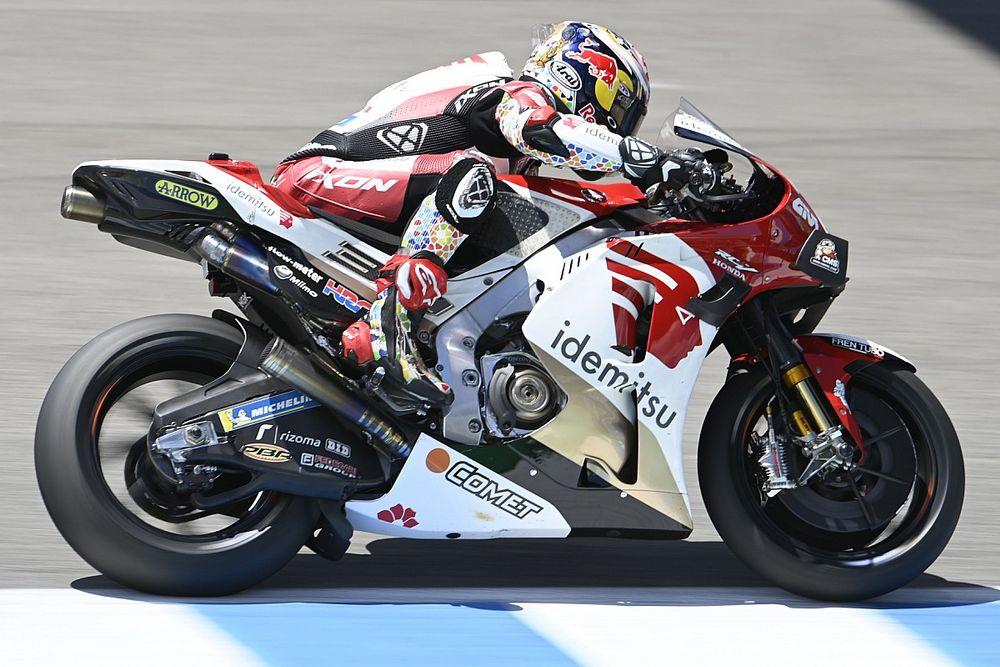 Nakagami fera la course avec le châssis Honda de 2020