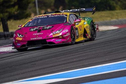 Lamborghini, Paul Ricard: Gara 1 va a Gilardoni-Pulcini