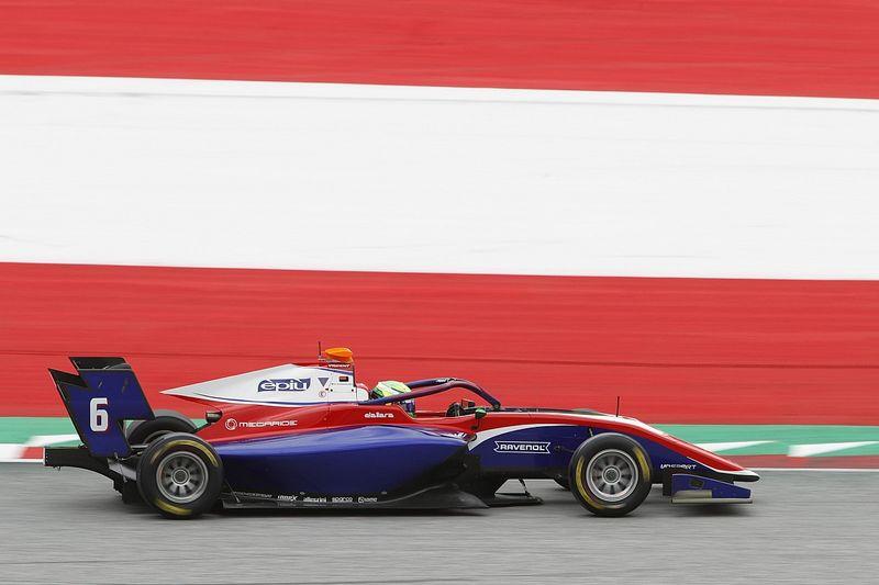 David Schumacher pakt eerste F3-zege in race twee op Red Bull Ring